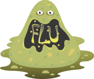 Flu Virus Cartoons and Comics - funny pictures from ... |Flu Bug Cartoons