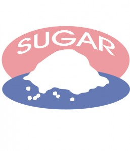 Sugar cartoon