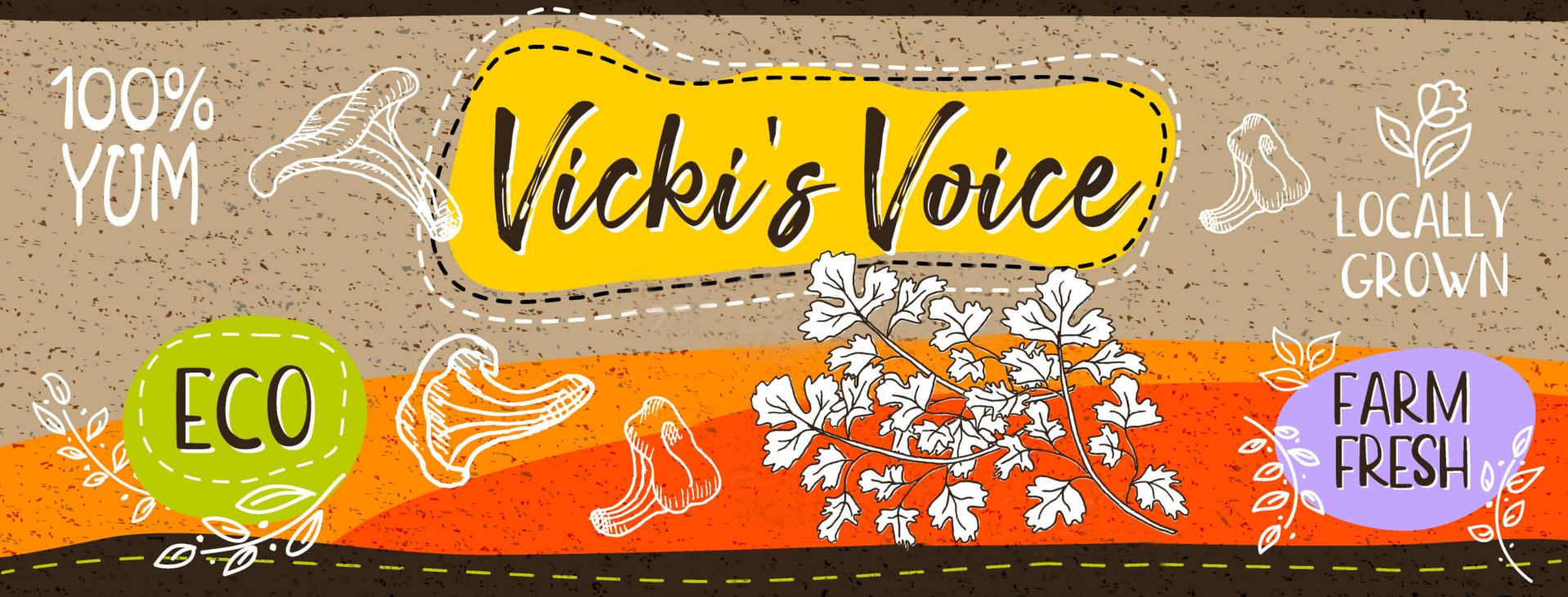 Vicki's Voice Podcast