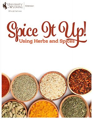 Spice It Up! Using Herbs and Spices