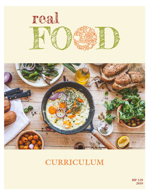 Real Foods Curriculum Cover